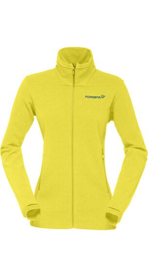 Norrøna Falketind Warm1 Jacket Women Lightning Yellow
